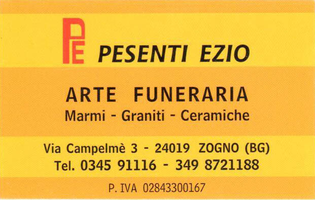sponsor pesenti ezio